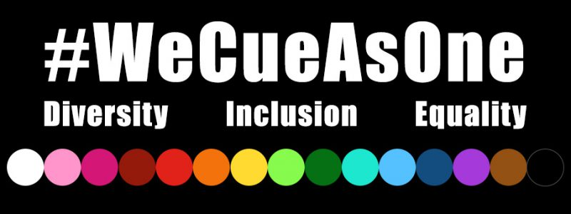 Launching PABSA's new initiative #WeCueAsOne