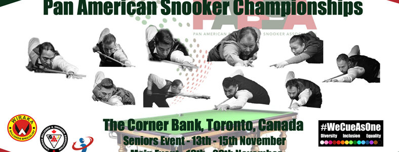 2021 Pan American Snooker Championships